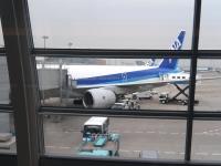 小松空港行き