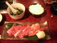名古屋で食べた昼食